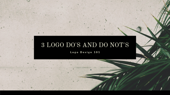 3 Logo Do's & Don'ts