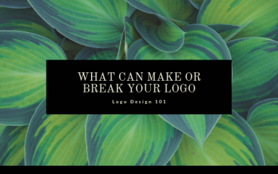 What can Make or Break your Logo