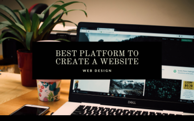 What is the best platform to use to create a website?